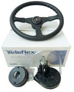 Teleflex mechanical directions