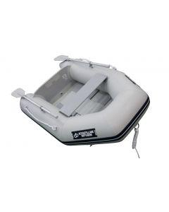 AD dinghy and  Suzuki motor packs