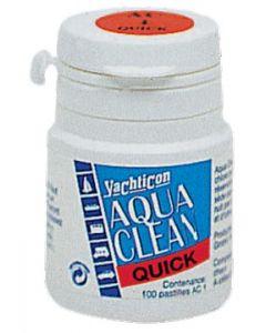Aqua Cleandisinfectant box of 100 tablets