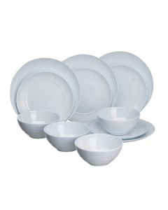 ''Cool White'' dish pack