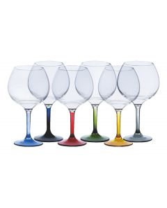 Party Gin glasses 6 piece