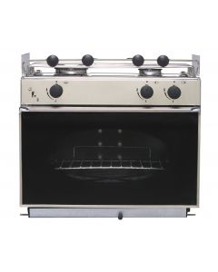 Oneoven stove