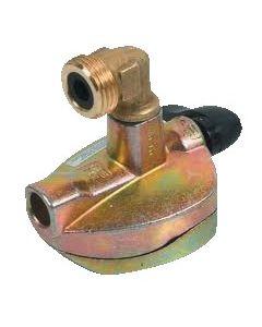 Regulator valve clip