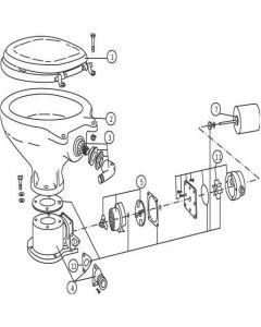 Evacuation valve