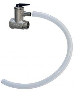 Safety valve 1/2