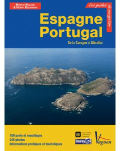 Imray Guide France Spain and Portugal
