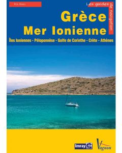 Imray Guide France Greece - Ionian Sea