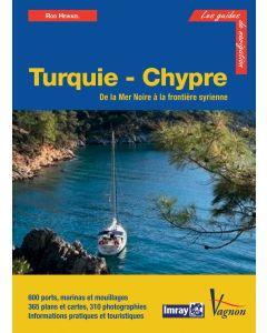 Imray Guide France Turkey - Cyprus