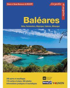 Imray Guide France Spain Balearics