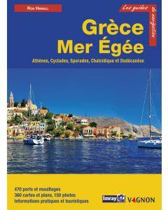 Imray Guide France Greece - Aegean Sea