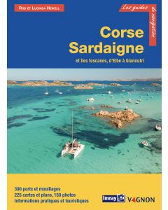 Imray Guide France Corsica, Sardinia and Tuscans