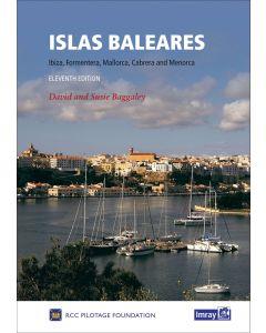 Imray Guide Meditterranean Spain Islas Baleares