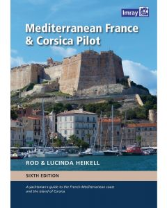 Imray Guide Meditterranean France and Corsica