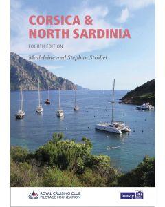 Imray Guide Meditterranean Corsica and North Sardinia