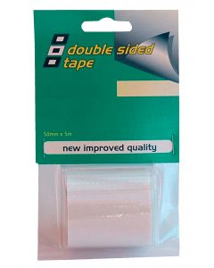Double sided tape 5m x 50mm