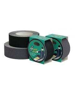 Anti-slip Soft grip Black, w : 100mm L : 2 m