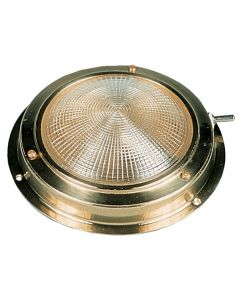 Ceiling light brass