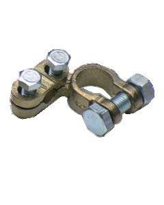 Battery clamp screw