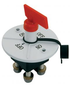 Dual polarity battery switch 300 A