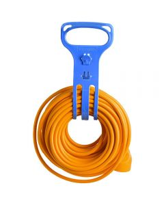 Extension cord support