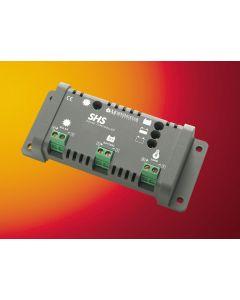 Charge regulator for intensity of 10 A 12V