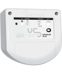 PWM charge regulator 2 outputs