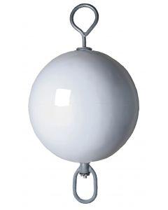 Short rod mooring buoy ø 30 x 60 cm