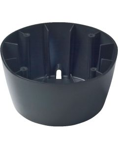 Black casing