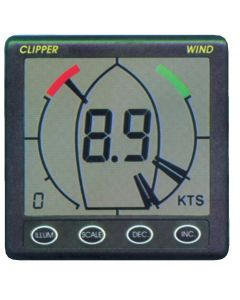 Wind vane-anemometer Display + sensor