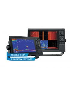 Combination GPSMAP 1222XSV GARMIN