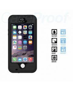 Waterproof shells for iPhone 5/5S black