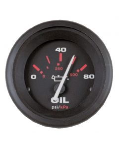 Manometer compatible VDO 12 V sensor