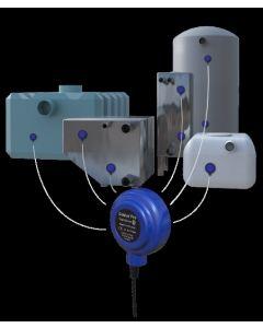 Gobius Pro Gauge Bluetooth WaterFuel