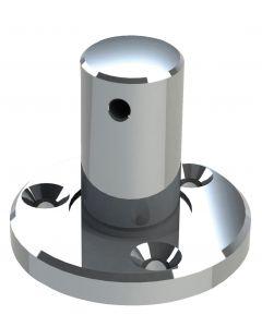 SPORT'AL Aluminium Stanchion Base