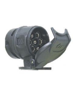 ABS Socket 12V Adapter 13 male - 7 female