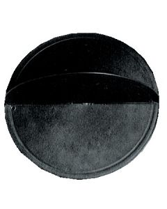 Black ball Ø 30 cm, pliant