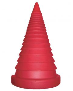 Staplug foam cone