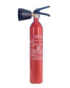 Portable CO2 extinguisher 2 kg
