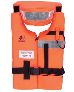 SOLAS Mistrallifejackets with lighting 150N