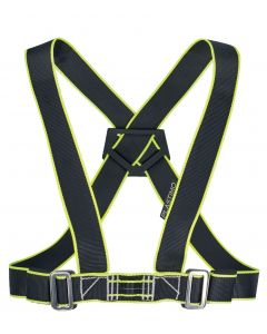 Double adjustment harness