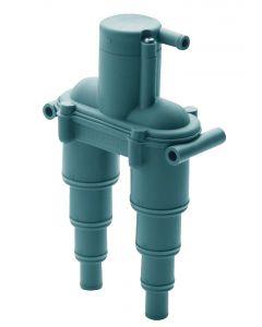Antisiphon unit valve Ø 13 to 32mm