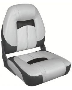 Premium foldable pilot seat