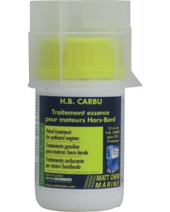 H.B. CARBU Petrol treatment 125ml