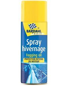 Interior wintering spray