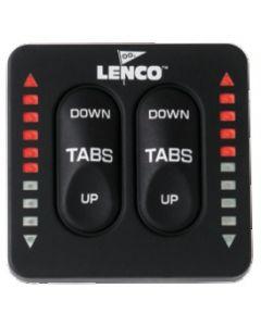 Leds double switch