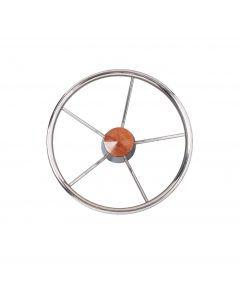 Stainless steel wheel