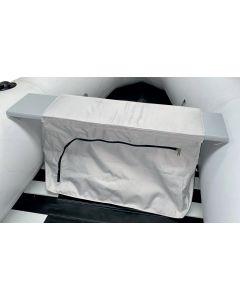 Under bench storage bag