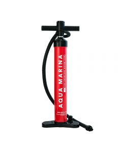 Manual double action pump