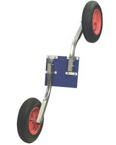 Launching wheels