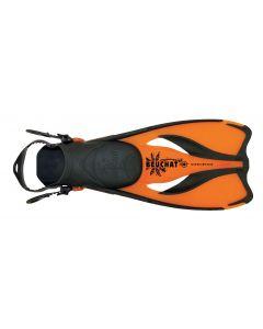 BEUCHAT Flippers Orange